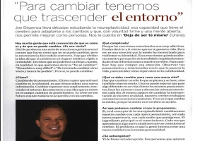 Entrevista Joe Dispenza