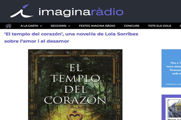 El templo del Corazón- Lola Sorribes