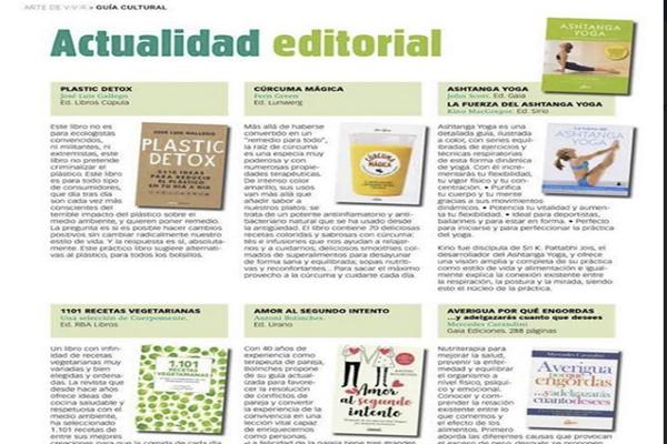 Actualidad Editorial