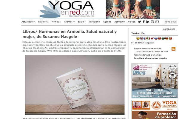 Libros/ Hormonas en Armonía