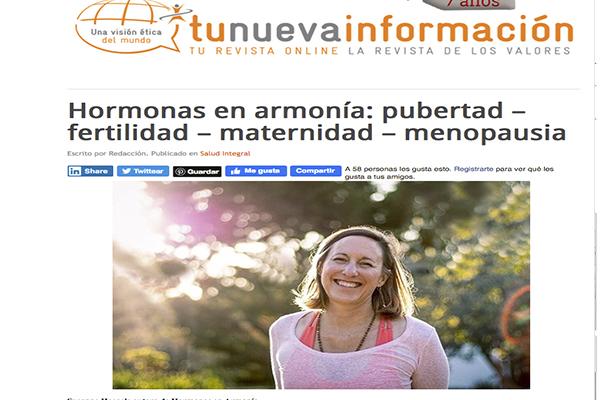 Hormonas en armonía